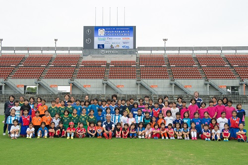 のりさんサッカーフェスティバル2015
