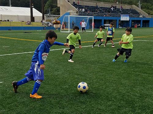 女川町サッカークリニック
