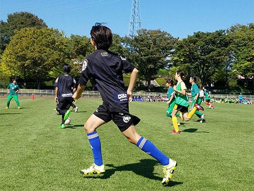 韮崎サッカークリニック